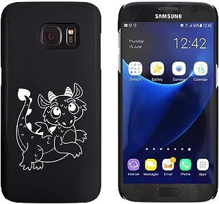 Black 'Dragon' Case for Samsung Galaxy S7 (MC00256863)