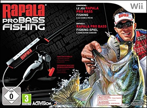 Rapala Pro Bass Fishing 2010 - Bundle [Edizione: Germania]