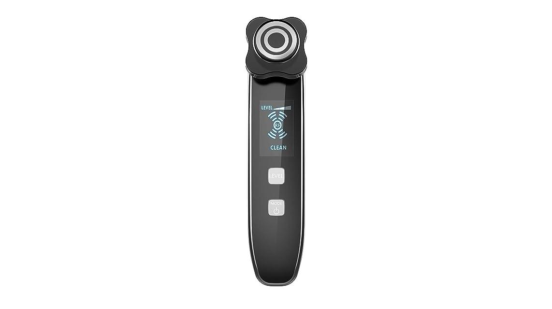 ささやき引き付ける状【PAO】 1台5役のマルチ機能美容器 超音波 RF LEDフォト (ホワイト)