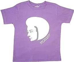 inktastic Mozart Silhouette Pop Art Toddler T-Shirt