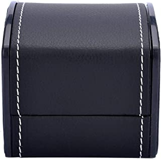 faux leather watch box