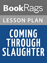 Lesson Plan Coming Through Slaughter by Michael Ondaatje