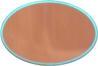 Ajax Scientific Concave Mirror, 100mm Diameter, 250mm Focal Length