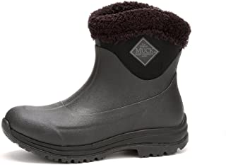 Arctic Après Casual Slip-On Rubber Women's Winter Boot