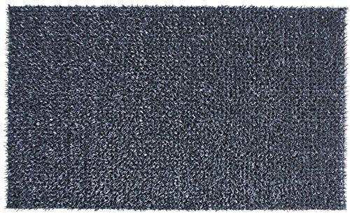 AstroTurf 10187314FG Classic Hochleistungsfußmatte, Polyethylen, schiefergrau, 70 x 40 x 2 cm