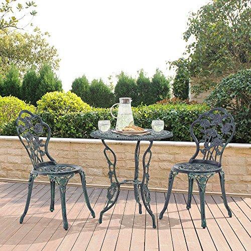 casa.pro Variante Tisch Stuhl Gußeisen HTXG 020