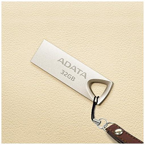 ADATA AUV210-32G-RGD 32GB USB 2.0 Capacity Beige Unidad Flash USB - Memoria USB (32 GB, USB 2.0, USB Type-A Connector… 3