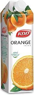 KDD Orange juice 1L (4 Pack)