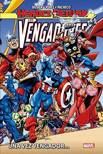 Los Vengadores 1. Una vez
