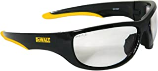 Dewalt Dominator Safety Glasses, Clear, DPG94-1D