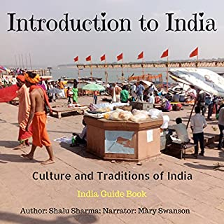 Introduction to India audiobook cover art