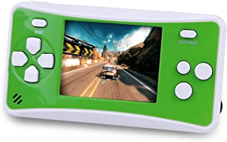 Handheld Games Console for Kids, Portable Retro Video Game Can Play on TV(Green1)