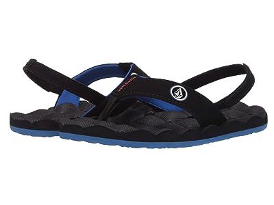 Volcom Kids Recliner (Toddler/Little Kid) (Star White) Boys Shoes