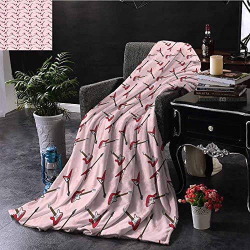 GGACEN bank deken verticale vierkanten gebonden met lijnen Chevron moderne dandy geometrische tegel patroon print Cozy hypoallergeen, gemakkelijk te dragen deken