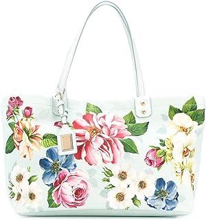 Luxury Fashion   Dolce E Gabbana Womens BB6670AX725HC1AM Light Blue Tote   Spring Summer 20