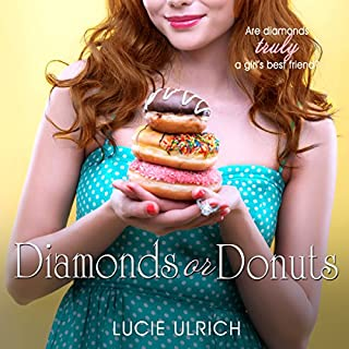 Diamonds or Donuts audiobook cover art