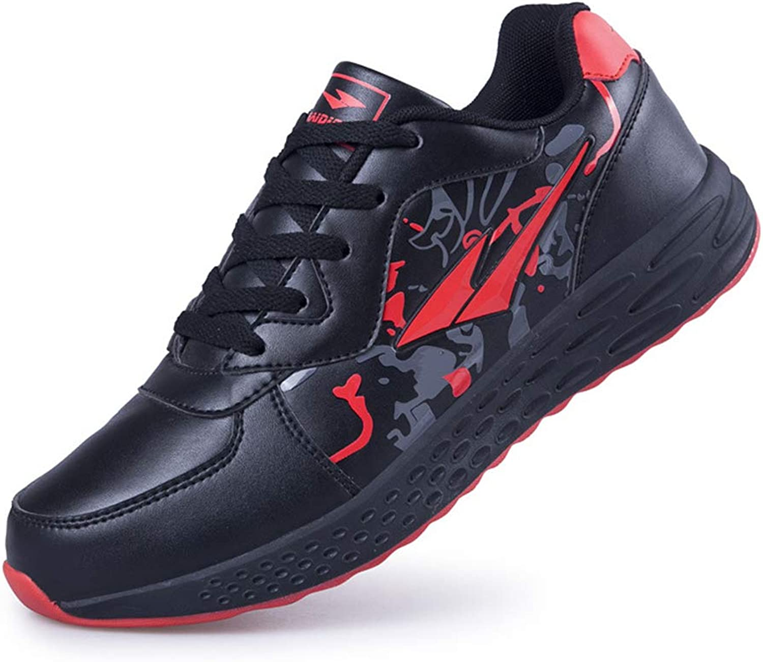 Men's shoes Microfiber Fall & Winter Fashion Low-Top Sneakers Lace Up Casual Daily Walking shoes Fitness & Cross Training shoes,B,41