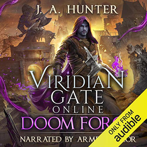 Couverture de Viridian Gate Online: Doom Forge