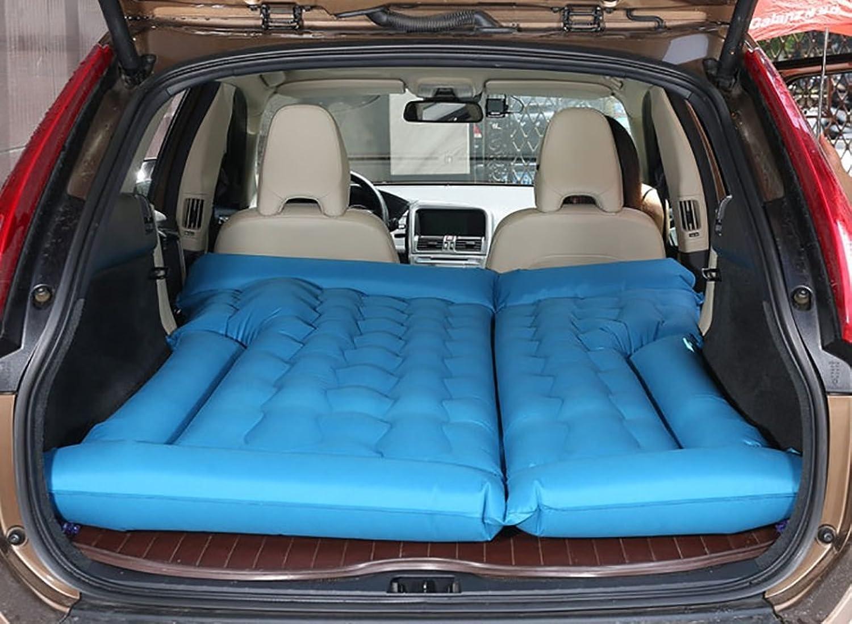 Auto aufblasbare Matratze ZCJB ZCJB ZCJB Auto-Schock-Bett SUV-Auto-Bett-Auto-Reise-Luft-Bett, Das Honda CRV Engagiertes Reise-Bett Beflockt (Farbe   Blau) B07CG8QZ7B  Haltbarkeit 7a1485
