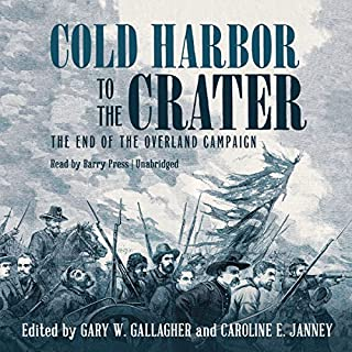 Cold Harbor to the Crater cover art