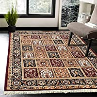 Iyana Home Carpet Super Softness Acrylic Touch Carpet for Living Room & Drawing Room (150 X 210 Brown Color)- 5 X 7 Feet