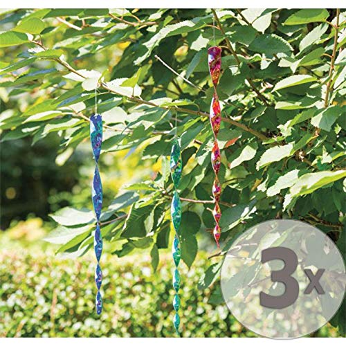 Preisvergleich Produktbild Gardopia Sparpaket: Green Tower Vogelschreck-Spirale 3X 3er Set