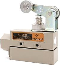 Baomain Tz-6 Sealed Limit Switch Tz-6004 Roller Plunger Spdt Ac 250V 15A Ip 65