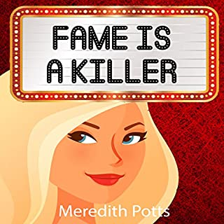 Fame Is a Killer audiobook cover art