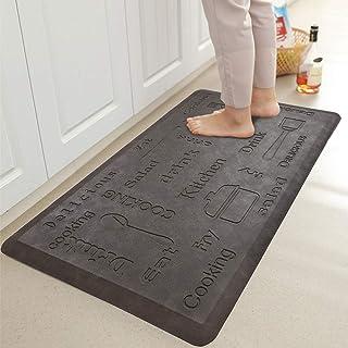 HAVARGO Kitchen Mat Cushioned Anti Fatigue Comfort Floor Mat Non-Slip Cushioned Kitchen Mat, Home Kitchen and Standing Des...