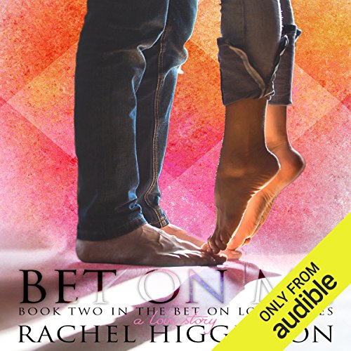 Bet on Me audiobook cover art