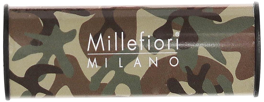 つらい致命的な給料Millefiori カーエアーフレッシュナー ANIMLIER ミント CDIF-D-004
