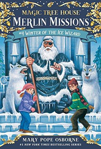 『Winter of the Ice Wizard』のカバーアート