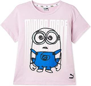 Puma Minions Tee G Shirt For Kids