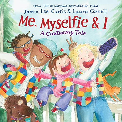 Me, Myselfie & I audiobook cover art