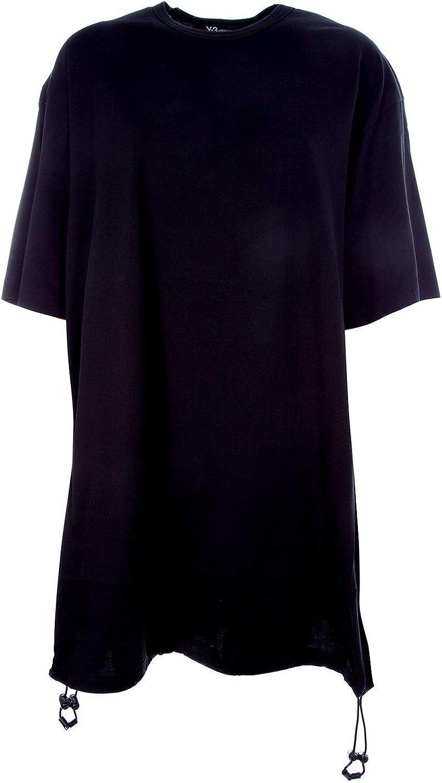 ADIDAS Y3 YOHJI YAMAMOTO Men's DY7179 Black Cotton TShirt