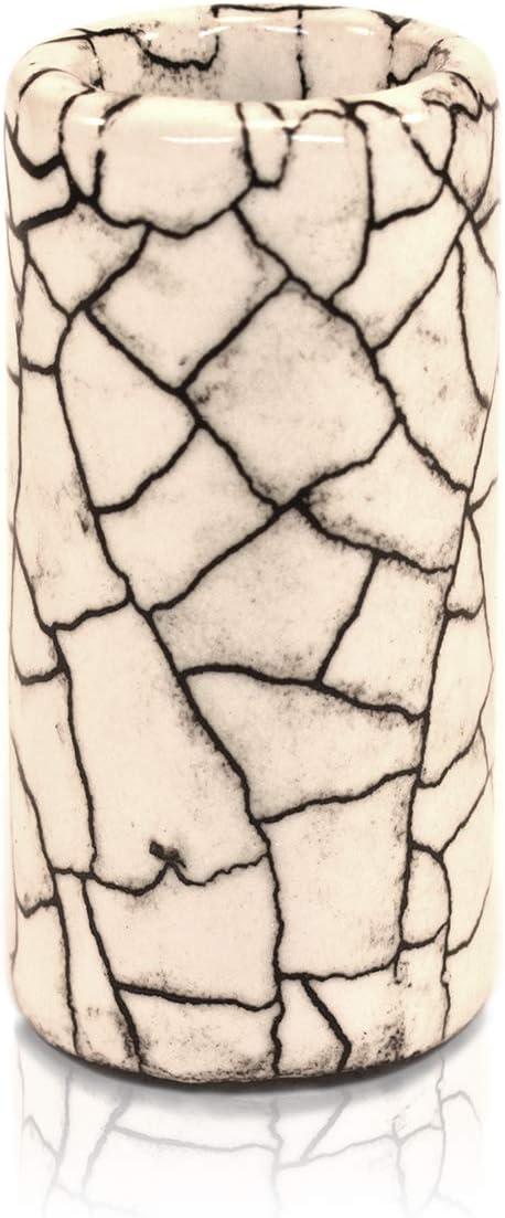 Star Singer Desert Slide - Bottleneck de cerámica para guitarra - Pequeño/pequeño