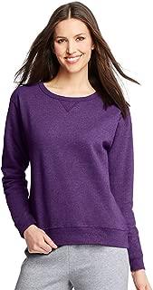 ComfortSoft EcoSmart Women's Crewneck Sweatshirt