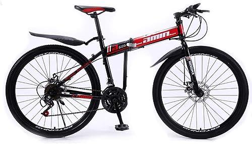 entrega gratis LISI 26 Pulgadas Off-Road ATV 27 Velocidad Moto de Nieve Nieve Nieve Velocidad Bicicleta de Montaña 4.0 neumático Grande Ancho Bicicleta de Montaña,rojo  solo para ti