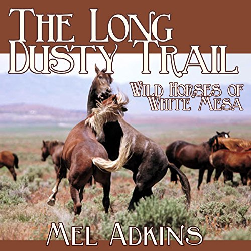 Wild Horses of White Mesa audiobook cover art