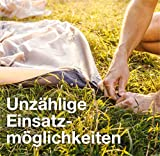 TK Gruppe Timo Klingler 55x Erdanker - 15 cm Erdnägel - rostfrei & verzinkt - Bodenanker für Gartenvlies & Unkrautvlies & Camping & Zaun - 2