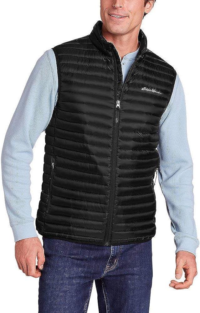 Eddie Bauer Men's Microlight Down Vest