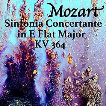 Mozart Sinfonia Concertante in E Flat Major, KV 364