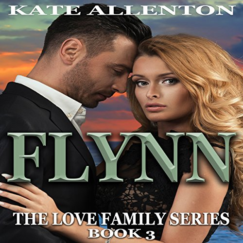 Flynn audiobook cover art