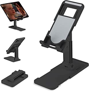 Cell Phone Stand, Phone Stand, Mobile Stand, Tablet Stand, Bed Stand, Video call Stand, iPad Stand, Portable Desktop Stand...