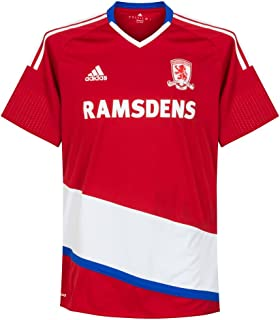 Middlesbrough Home Trikot 2016 2017