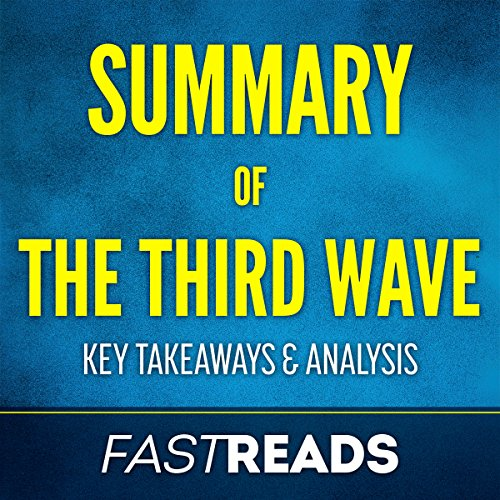 Summary of The Third Wave: by Steve Case audiobook cover art