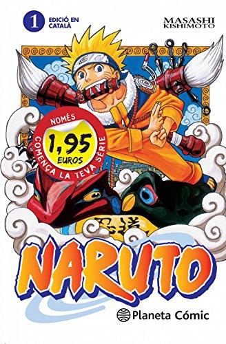 MM Naruto Català nº 01 1,95: Només 1,95 euros. Comença la teva sèrie (Manga Manía)