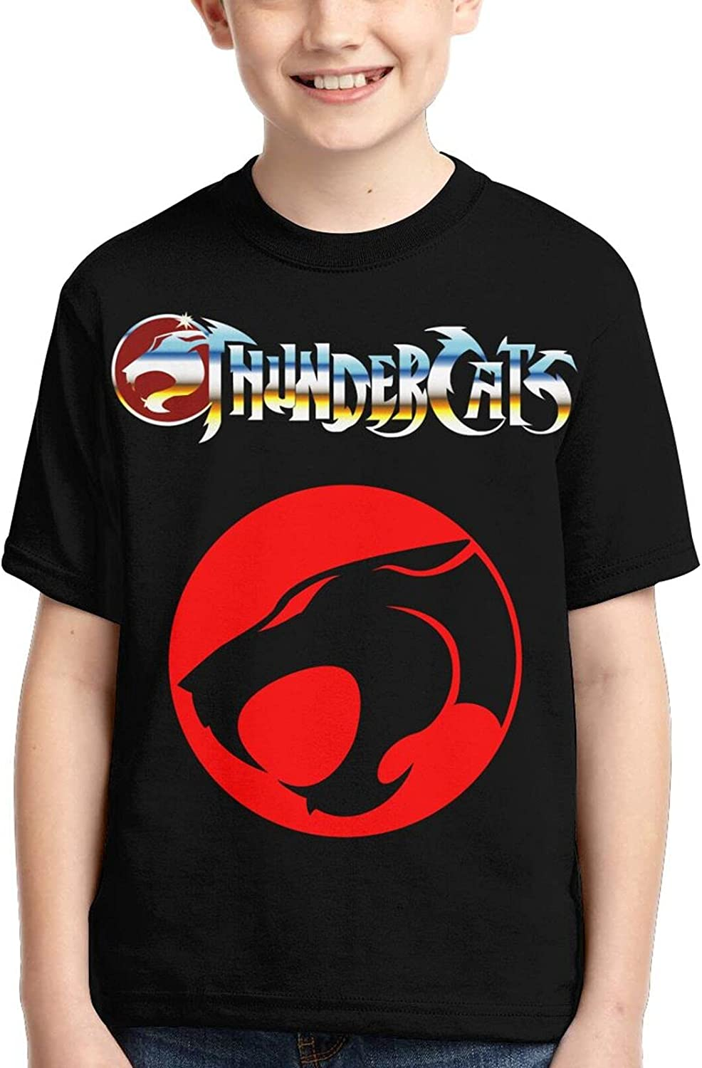FANPANHE Thundercats Fashion Discount Japan Maker New is also underway Trend Sleeve Short Boys T-Shirt