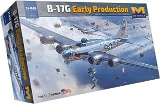 HKモデル 1/48 B-17G フライングフォートレス 前期型 プラモデル 01F001