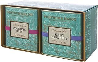 Fortnum & Mason – Countess Grey & Smoky Earl Grey – 2 x Dosen 125 gr